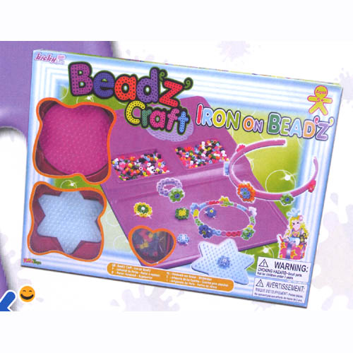 Kicky Girls Bead'z' Craft