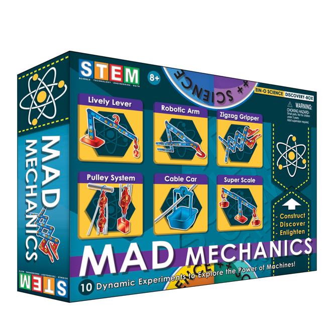 Mad Mechabics