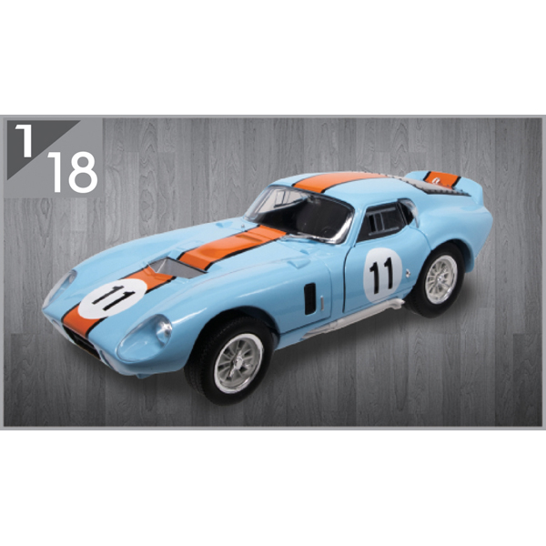 1965 Shelby Cobra Daytona Coupe 1:18