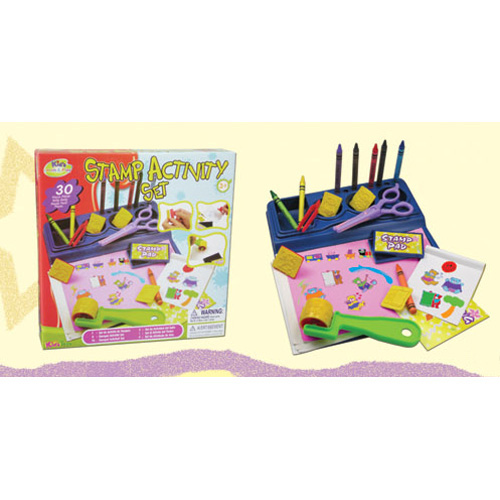 Stamp Actirity Set