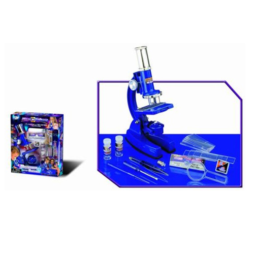 36pcs 100/450/900x Microscope Set