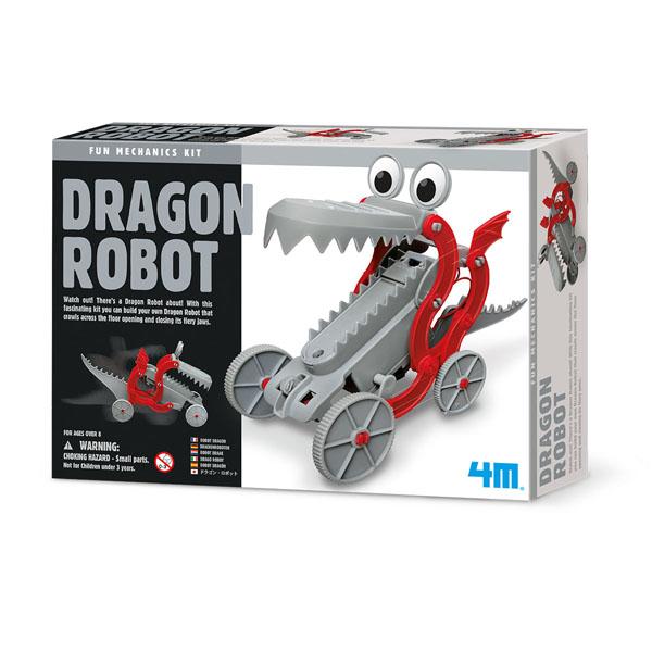 Fun Mechanics Kit ~ Dragon Robot