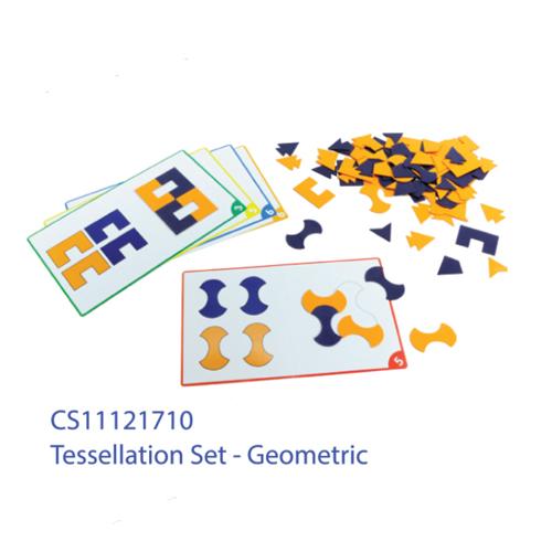 Tessellation Set - Geometric