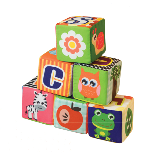 Jungle Activity Blocks