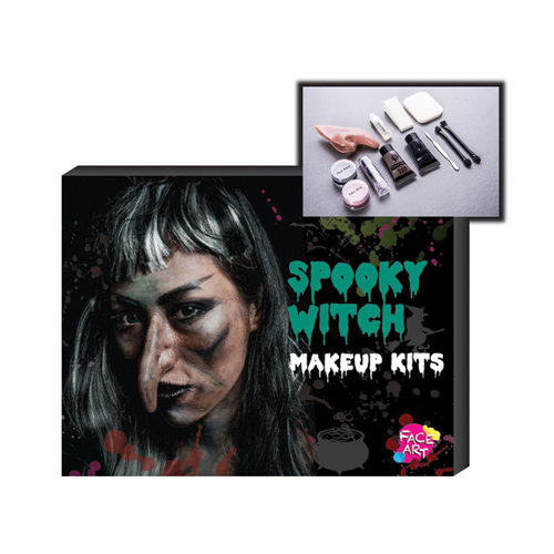 Makeup Kit - Spooky Witch