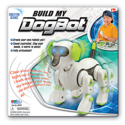 Build My Own Dogbot