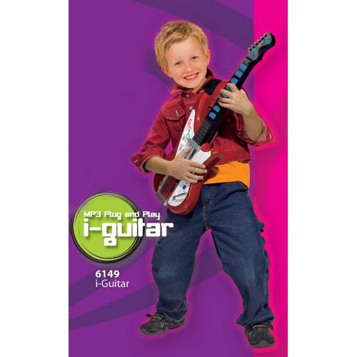 MP3 Pug & Play i-guitar