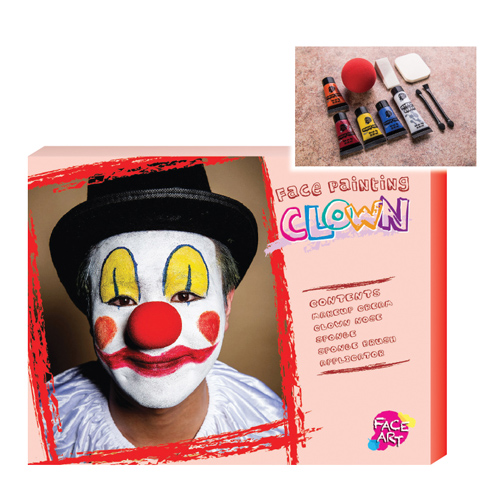 Face Painting - Clown