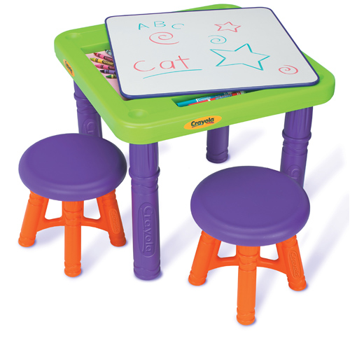Sit N Draw Play Table