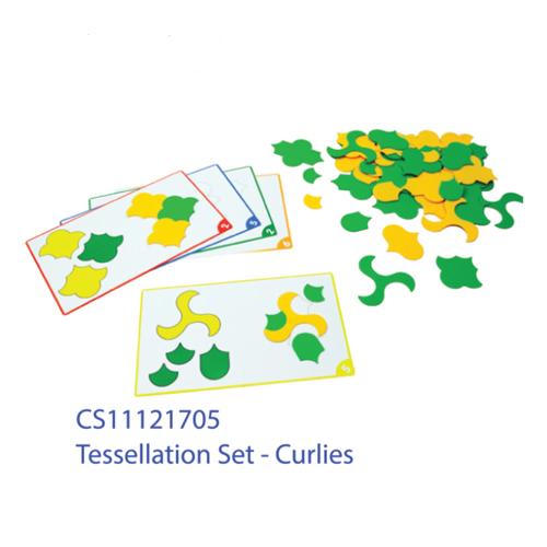 Tessellation Set - Curlies