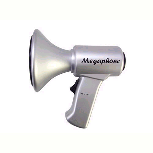 Amplified Megaphone
