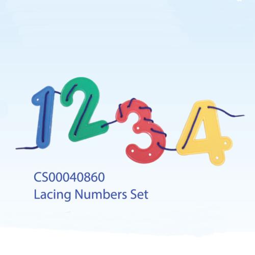 Lacing Numbers Set