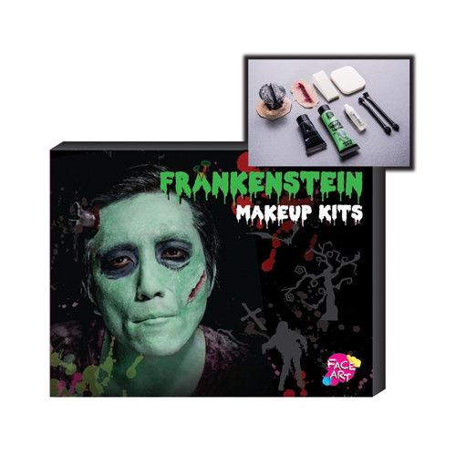 Makeup Kit - Frankenstein