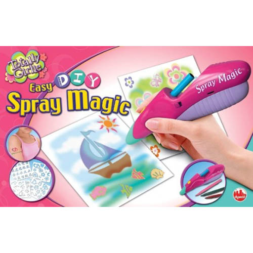Spray Magic