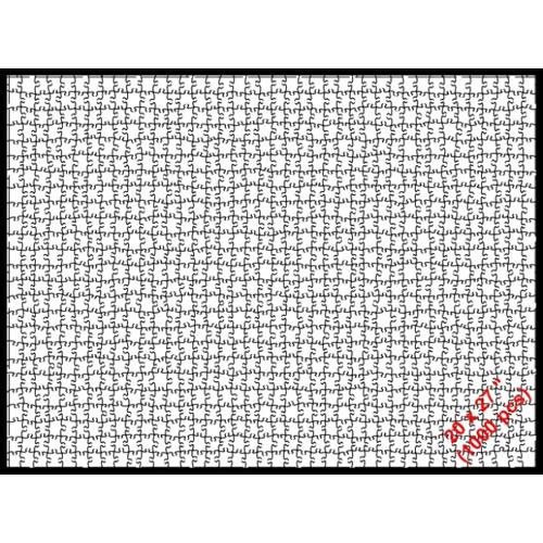 Puzzle 20 x 27 (1000p)