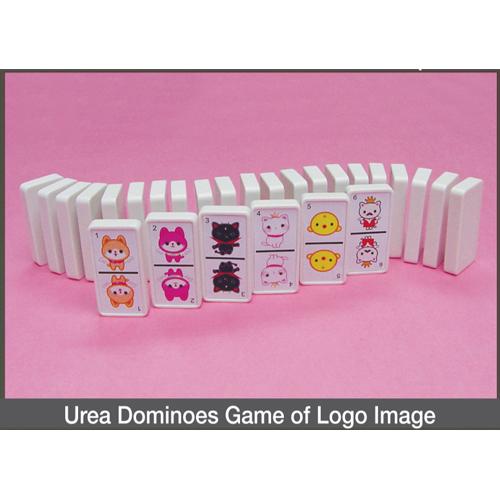 Urea Dominoes Game of Logo Image