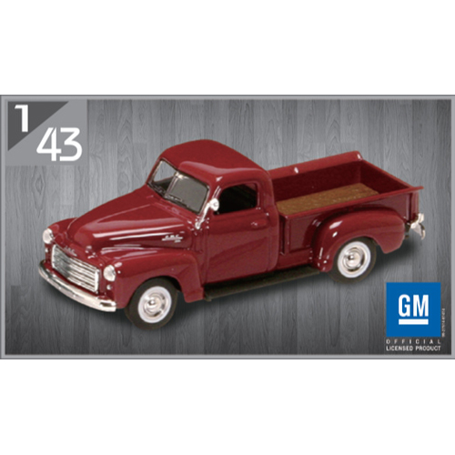 1950 GMC Pick Up 1:43