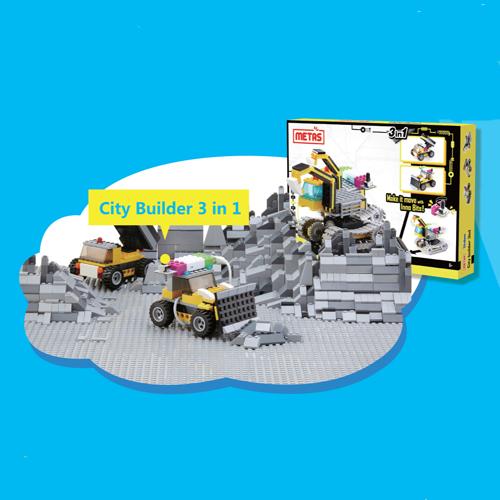 City Builder 3 in 1