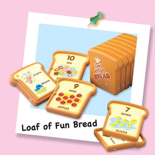 Loaf of Fun Bread