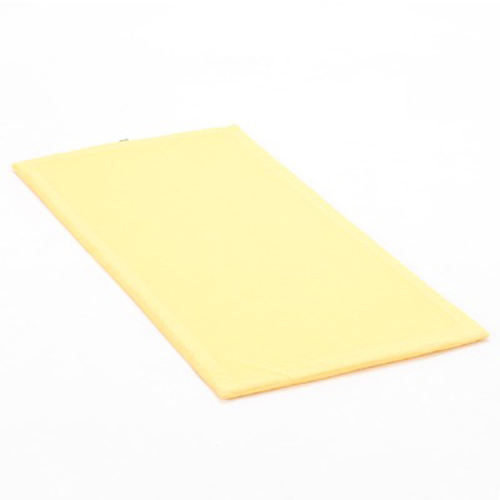 Single Mat (Cream Yellow)