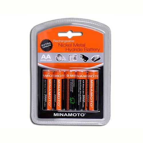 NiMH Cylindrical Battery