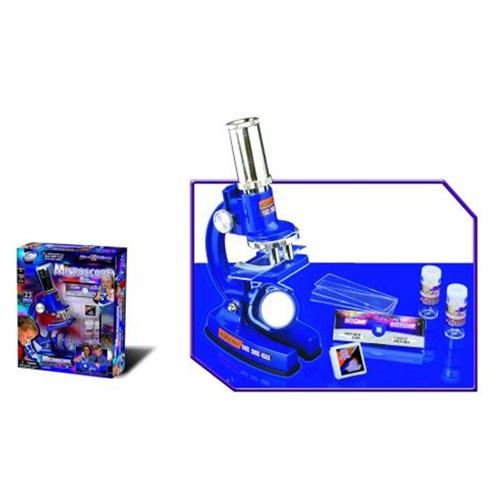 23pcs 100/200/450x Microscope Set