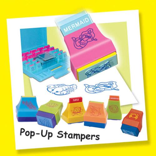 Pop-Up Stampers