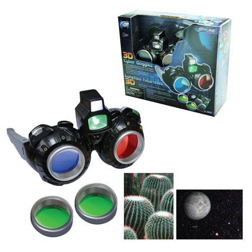 3D Night View Goggles