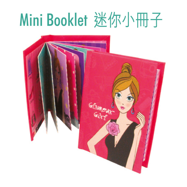 Mini Booklet