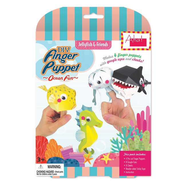 Ocean Puppet