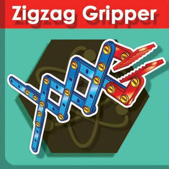 Zigzag Gripper