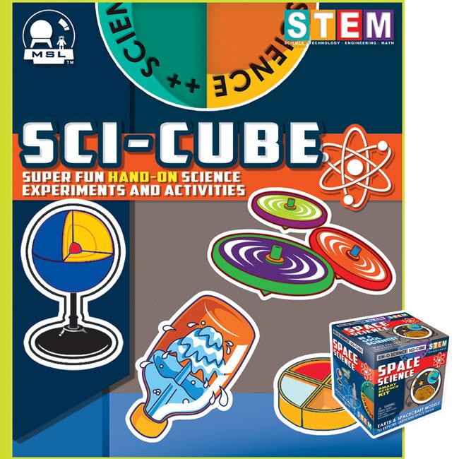 Sci-Cube