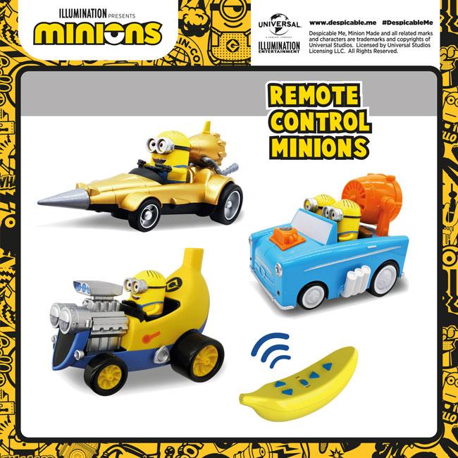 Remote Control MINIONS