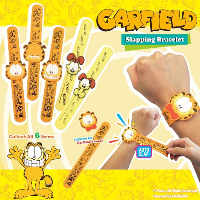 Garfield Slapping Bracelet