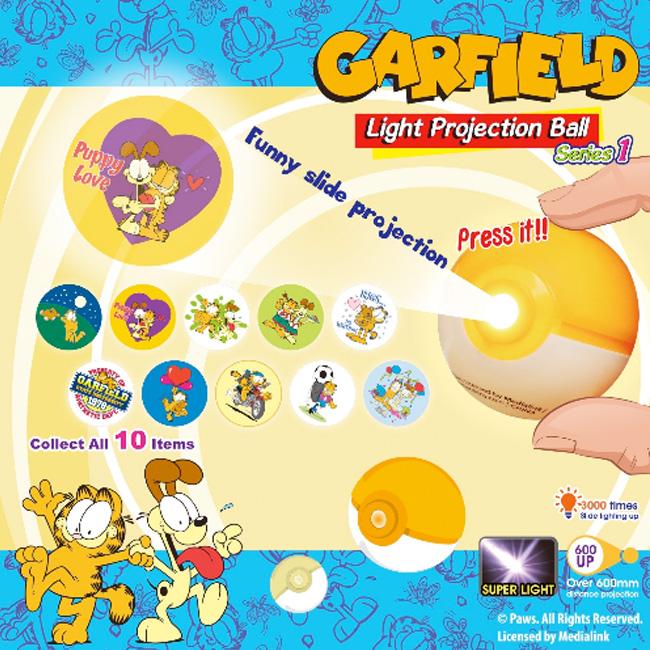 Garfield Projector - Series 1