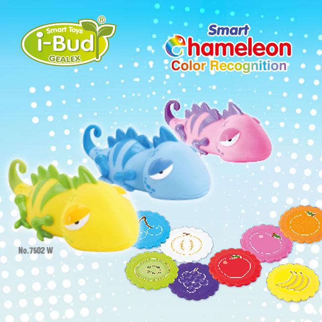 Smart Chameleon Color Recognition