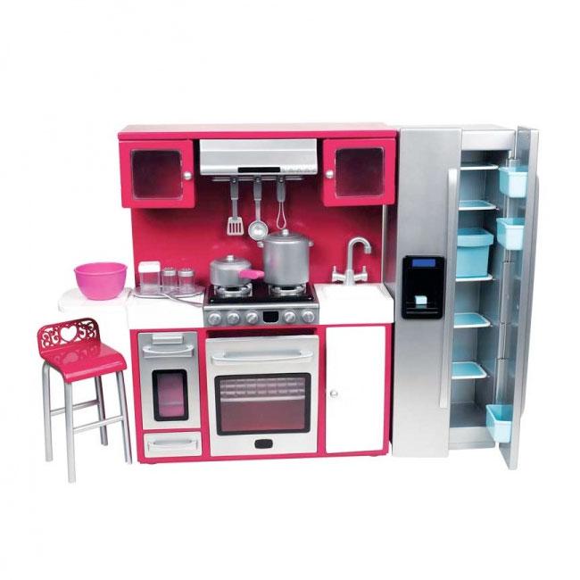 """18"""" Fashion Doll - Kitchen Set"""