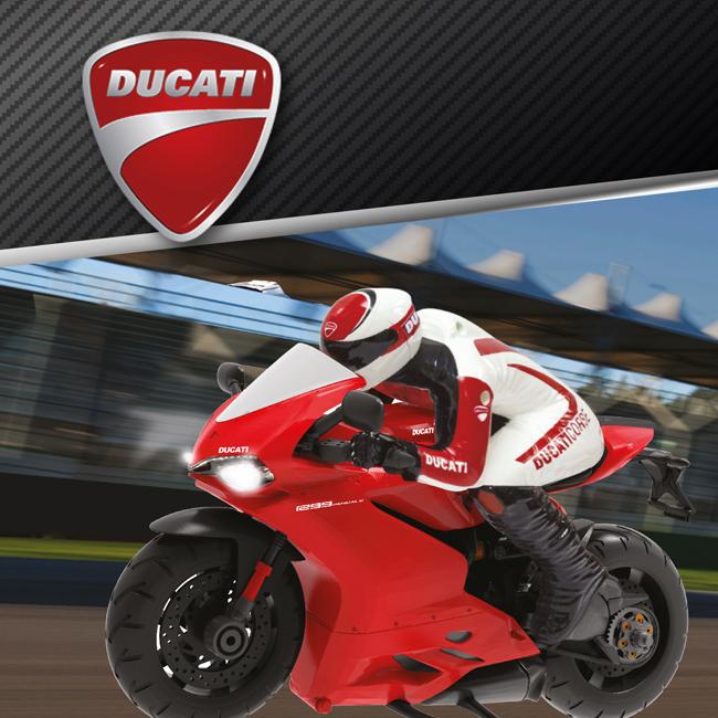 1:6 RC Ducati Rider