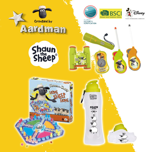 Aardma Toys