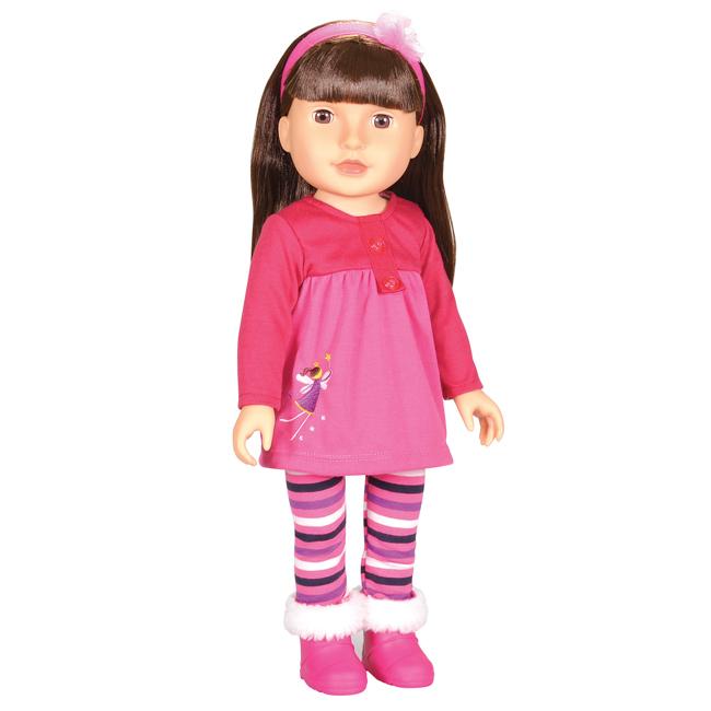 Hard Body Doll