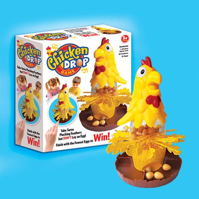 Chicken Drop Game
