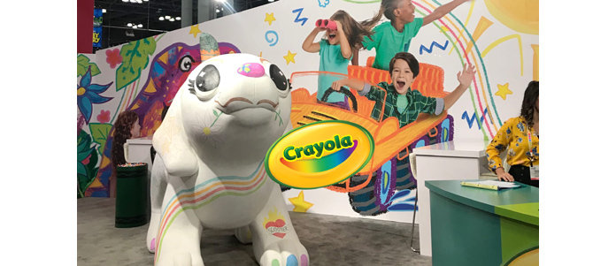 NEW YORK TOY FAIR RANKS NO. 34 ON ANNUAL GOLD 100 TRADE SHOW LIST