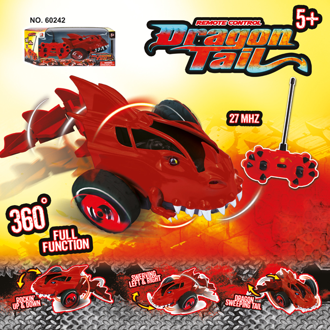 RC Dragon Tail