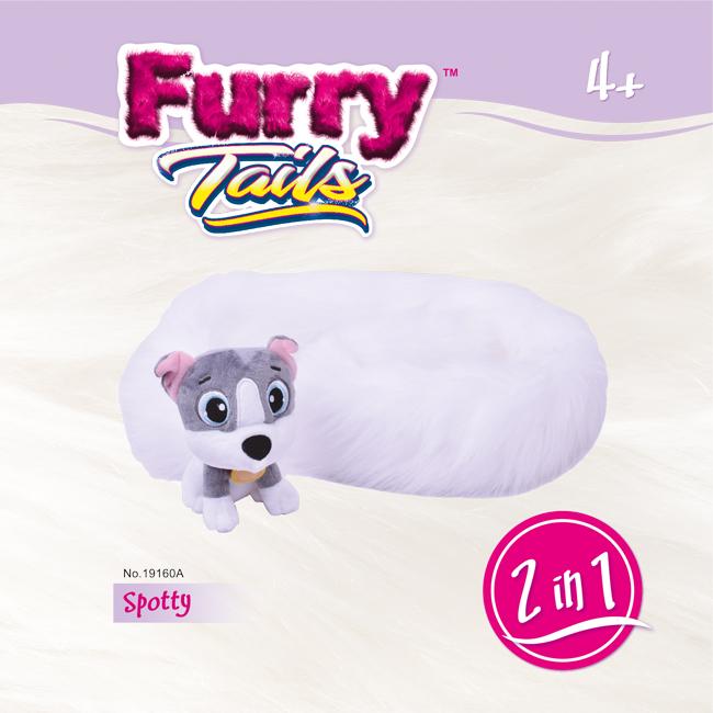 Furry Tails Spotty