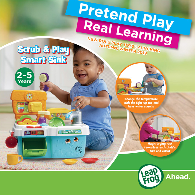 Role Play Toys Launching