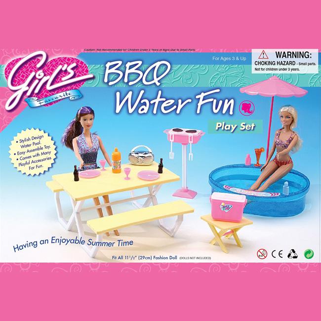 BBQ & Water Fun