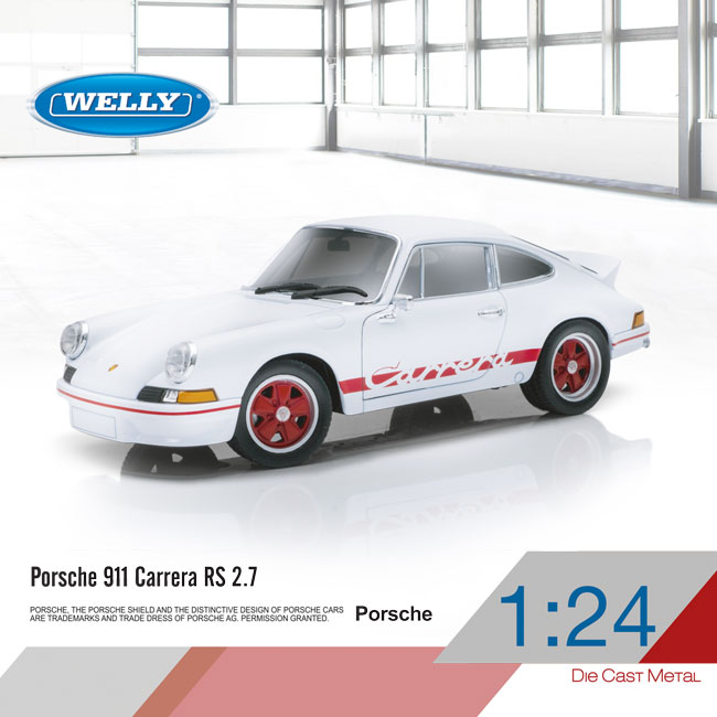 1:24 Porsche 911 Carrera RS 2.7