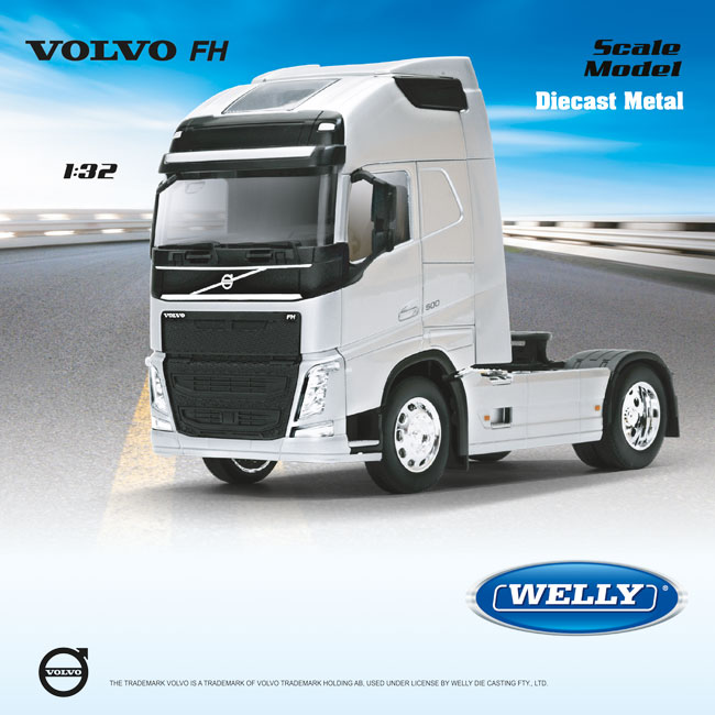 1:32 Volvo FH