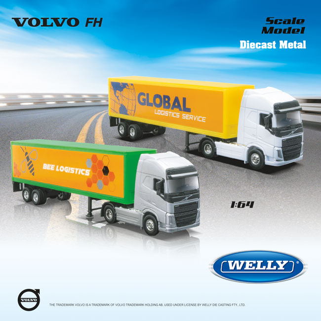 1:64 Volvo FH