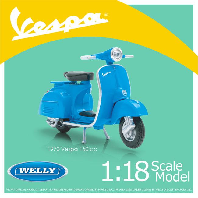 1970 Vespa 150 cc